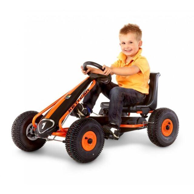 kettler kettcar suzuka air childrens pedal go kart 4 to 8. Black Bedroom Furniture Sets. Home Design Ideas