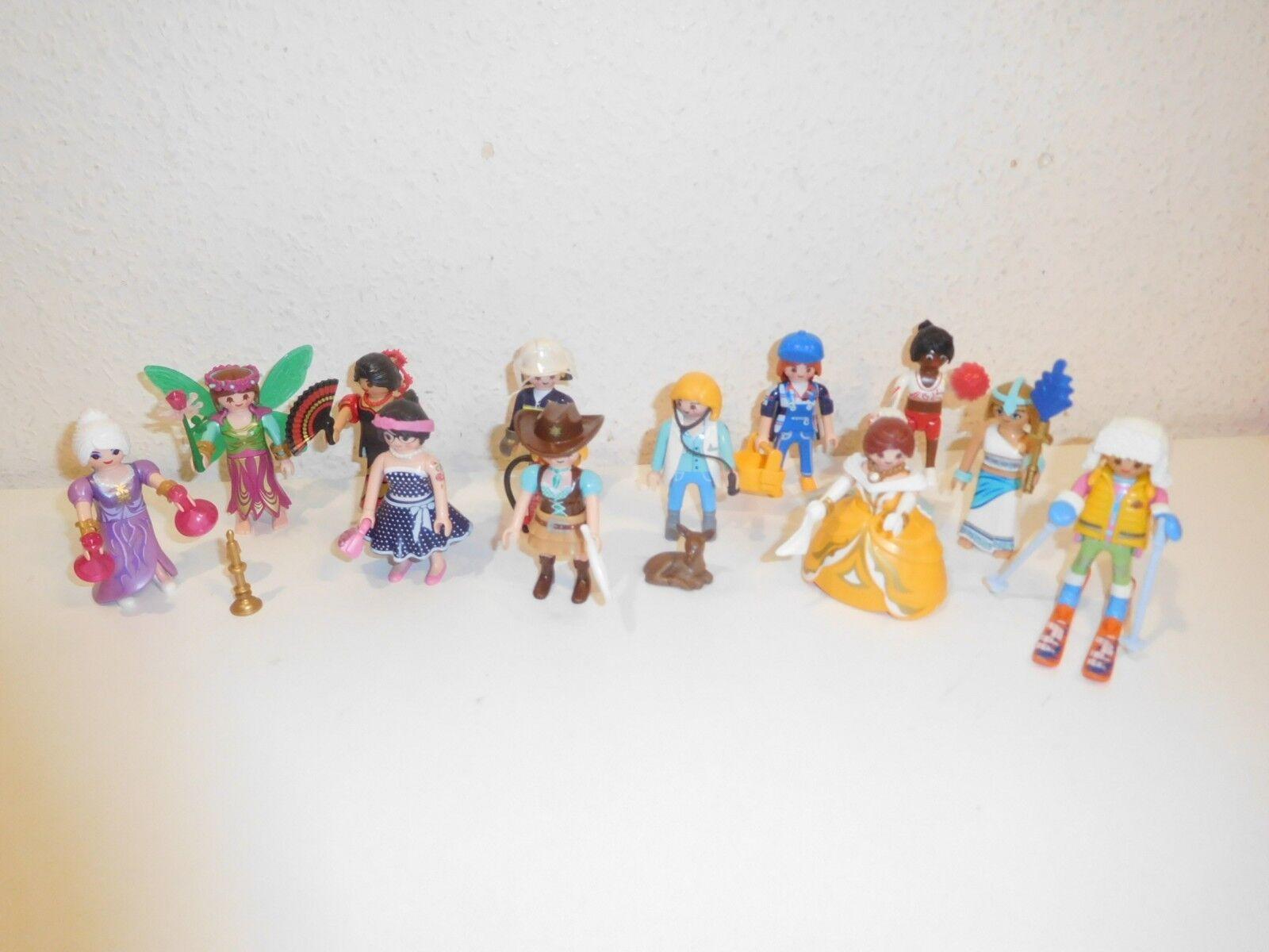 Playmobil complete serie figures figuren serie 13 9333 girls