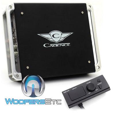 Cadence DSP4.8 8-Channel Cirrus Logic Powered 32-Bit Core//192kHz Digital Signal Processor