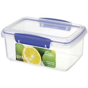 Sistema Klip It Rectangular Container 1L 1 pack