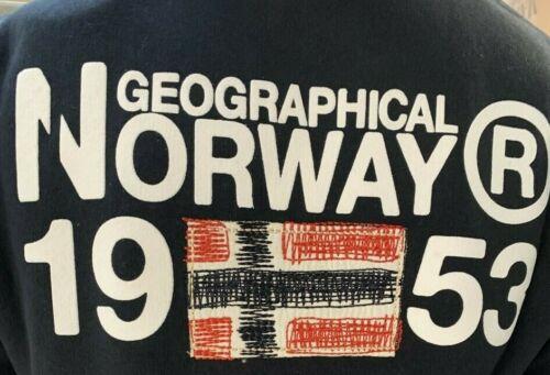 Geographical Norway Damen Sweatjacke Kapuzenpullover übergangsJacke FOREDAL NEU