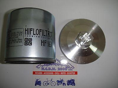 FILTRO OLIO hf163