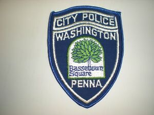 HAVERFORD PENNSYLVANIA POLICE DEPARTMENT PATCH
