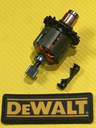 DeWalt DCD985-DCD980-DCD970-DCD950 18V-20V  Motor Armature With Cap  N023147SV