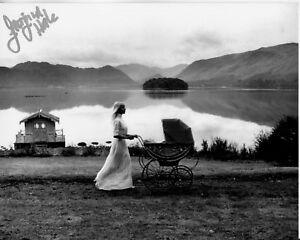 GEORGINA HALE hand-signed MAHLER 8x10 uacc rd coa LAKE DERWENTWATER background