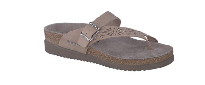 Mephisto Helen Perf n Luz Luz Luz Marrón Topo Nubuck Comfort Sandal mujer Tallas 35-42    nuevo  Felices compras