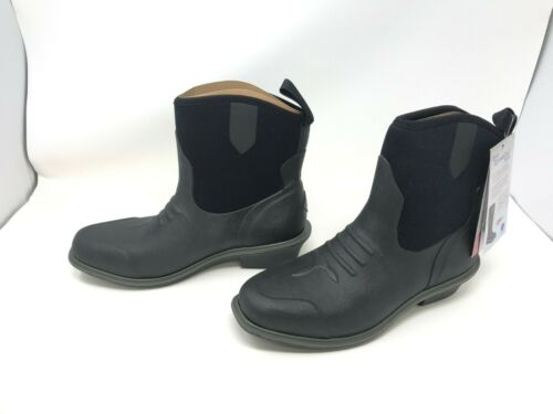 JAW-000 Womens Muck Boot Juliet Black Riding boots H10