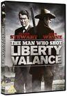 Man Who Shot Liberty Valance 5014437170231 With John Wayne DVD Region 2