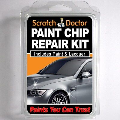 RENAULT Touch Up Paint. Stone Chip Scratch Repair Kit - PEARL BLACK - 676