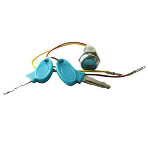 2-Wires-Ignition-Key-Switch-Lock-For-Moped-Mini-Kart-ATV-Scooter-Pocket-Bike