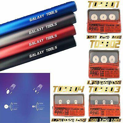 Für Galaxy Tools Nietmarkierungswerkzeug und Messergriff Kit Modell Zubehör Neu
