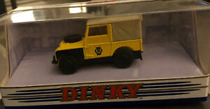 MATCHBOX-THE-DINKY-COLLECTION-DY9-B-1949-LAND-ROVER-039-AA-039-SCALE-1-43