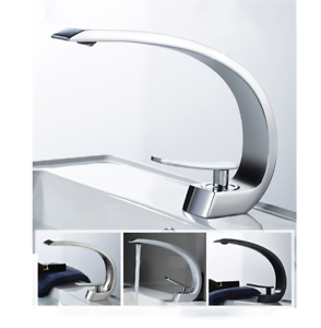 C-shape-4-Color-Bathroom-Deck-Mounted-Basin-Sink-Mixer-Faucet-Solid-Brass-Taps