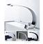C-shape-4-Color-Bathroom-Deck-Mounted-Basin-Sink-Mixer-Faucet-Solid-Brass-Taps thumbnail 1