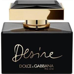 D   G THE ONE DESIRE INTENSE Dolce   Gabbana Perfume 2.5 oz edp NEW ... 839e2eb53565