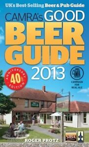 New-CAMRA-039-s-Good-Beer-Guide-2013-Roger-Protz-Book