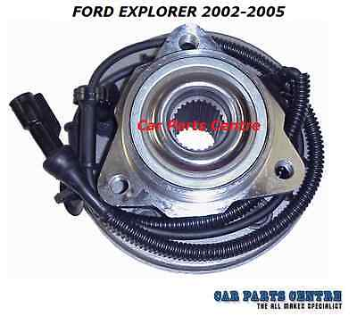 2007 For Chrysler Pacifica Rear Wheel Bearing and Hub Assembly x 1