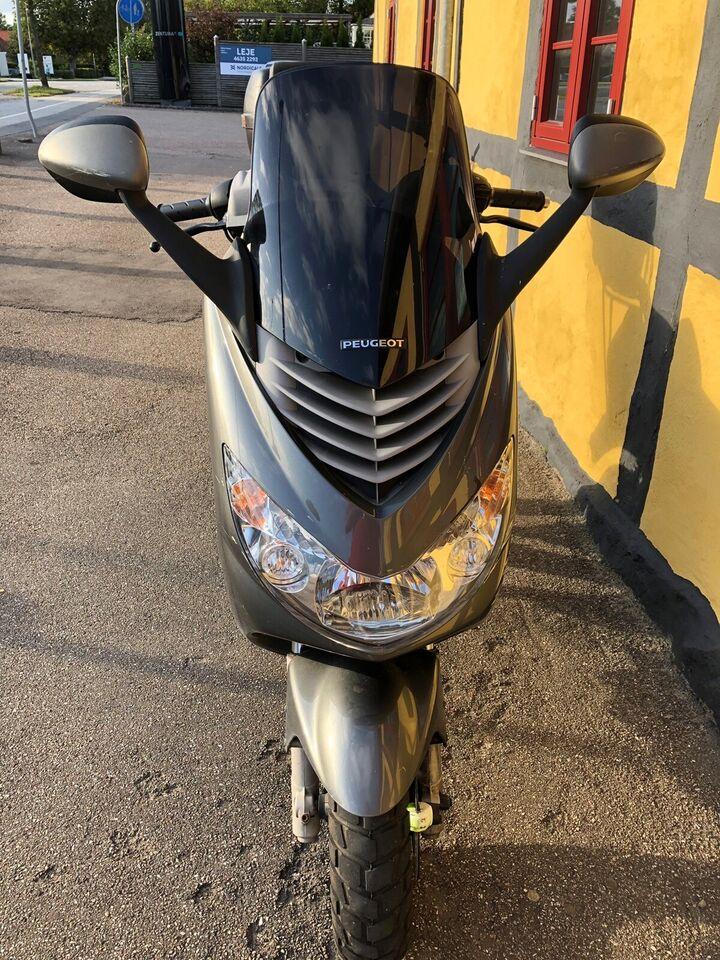 Peugeot Elystar, 2012, 5666 km