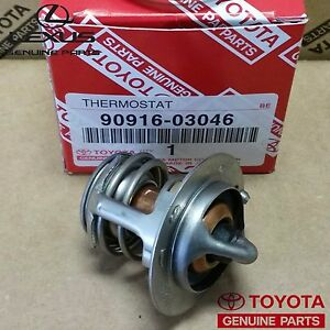 Toyota Lexus Scion Engine Coolant Thermostat Assembly Genuine OEM Toyota New
