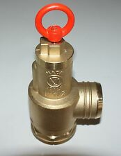 "MZ 1 1/2"" Safety over pressure Relief Valve Slurry Tanker Vacuum pump"