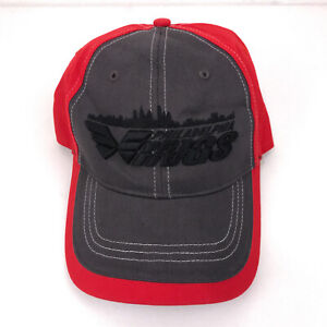 Philadelphia Wings Lacrosse hat cap gray red Richardson hbx114