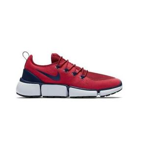 e009844110385 Image is loading Mens-NIKE-POCKET-FLY-DM-Red-Trainers-AJ9520-