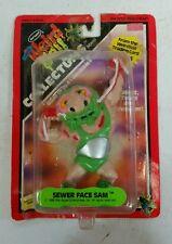 Vintage 80s Mel Appel Weird Balls Mel Appel toys 1986 Sewer Face Sam Figure
