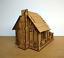 28mm-Fantasy-Tudor-Style-Small-House-T4B-Ruin-2mm-MDF-Laser-Cut-Kit thumbnail 4