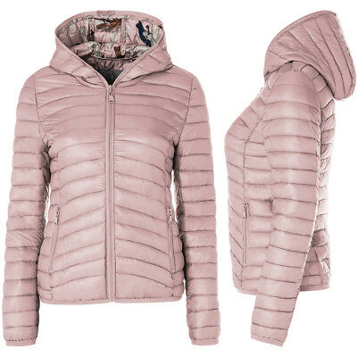Chaqueta mujer ARTIKA Ultralight Pacific Jacket N026 abrigo acolchado capucha