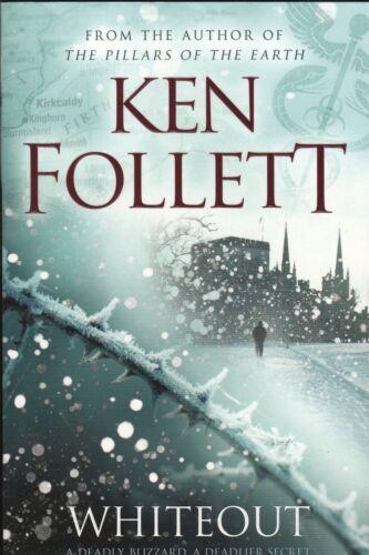 1 of 1 - WHITEOUT Ken Follett ~  SC 2015