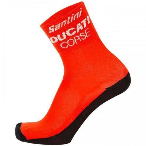 2019 Ducati Medium Profile Cycling Socks by Santini