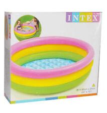 Intex 3 Round Swimming Pool 3 feet Gift for Kids Children Baby