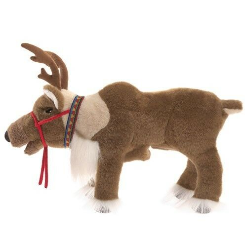 REINDEER Puppet 3121  New for 2018 ~  Free Shipping// USA ~ Folkmanis Puppets