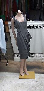Anzüge & Anzugteile Aufstrebend Amanda Wakeley Uk 12 Divine Designer Quirky 2pc Grey Suit Dress & Jacket Set Fab Ideales Geschenk FüR Alle Gelegenheiten Kleidung & Accessoires