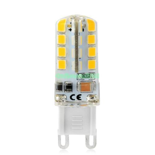 LED Corn Bulbs G4//G9//E12//E14//B15 Cool Warm White 3-9W 12//220V Lamp 1//4//8X Pack