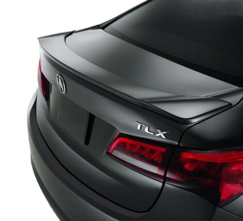 PAINTED all colors SPOILER FOR AN ACURA TLX FACTORY STYLE FLUSH MOUNT 2015-2019