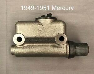 1949-1950-1951-49-50-51-Mercury-Car-Master-Cylinder-Replacement