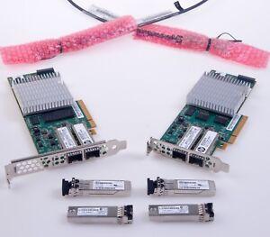 HP-NC523SFP-QLE3242-HP-Dual-Port-10G-10Gb-Ethernet-10GbE-SFP-PCI-E-NIC