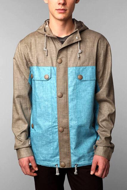 New SLVDR Sweatshirt Size XL Blue /& Grey Free Shipping!