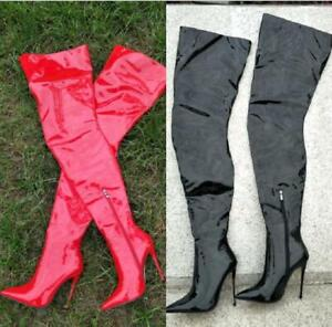 Custom Made Women Stiletto Heels Over