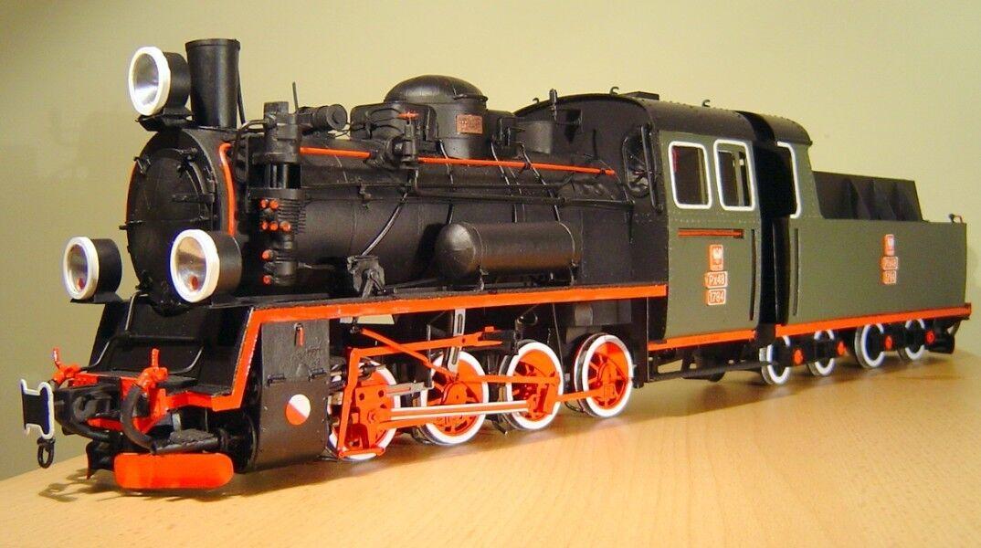 Locomotora de vía Estrecha Px48 con Extensor 1 25 Piezas Cortadas a Láser