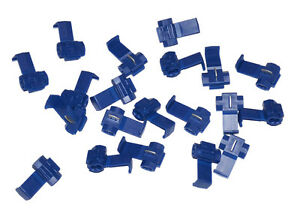 20-x-Stromdieb-Stromabzweiger-Klemmverbinder-1-5-2-5mm-blau