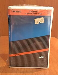 Cassette-034-Confused-034-vg8605-Philips-for-MSX