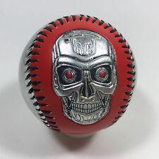 Terminator 2 T2 Collectible Baseball Universal Studios 1990s Endoskeleton