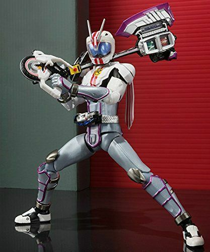 S.H.Figuarts Masked Kamen Rider Drive CHASER MACH Action Figure BANDAI NEW Japan