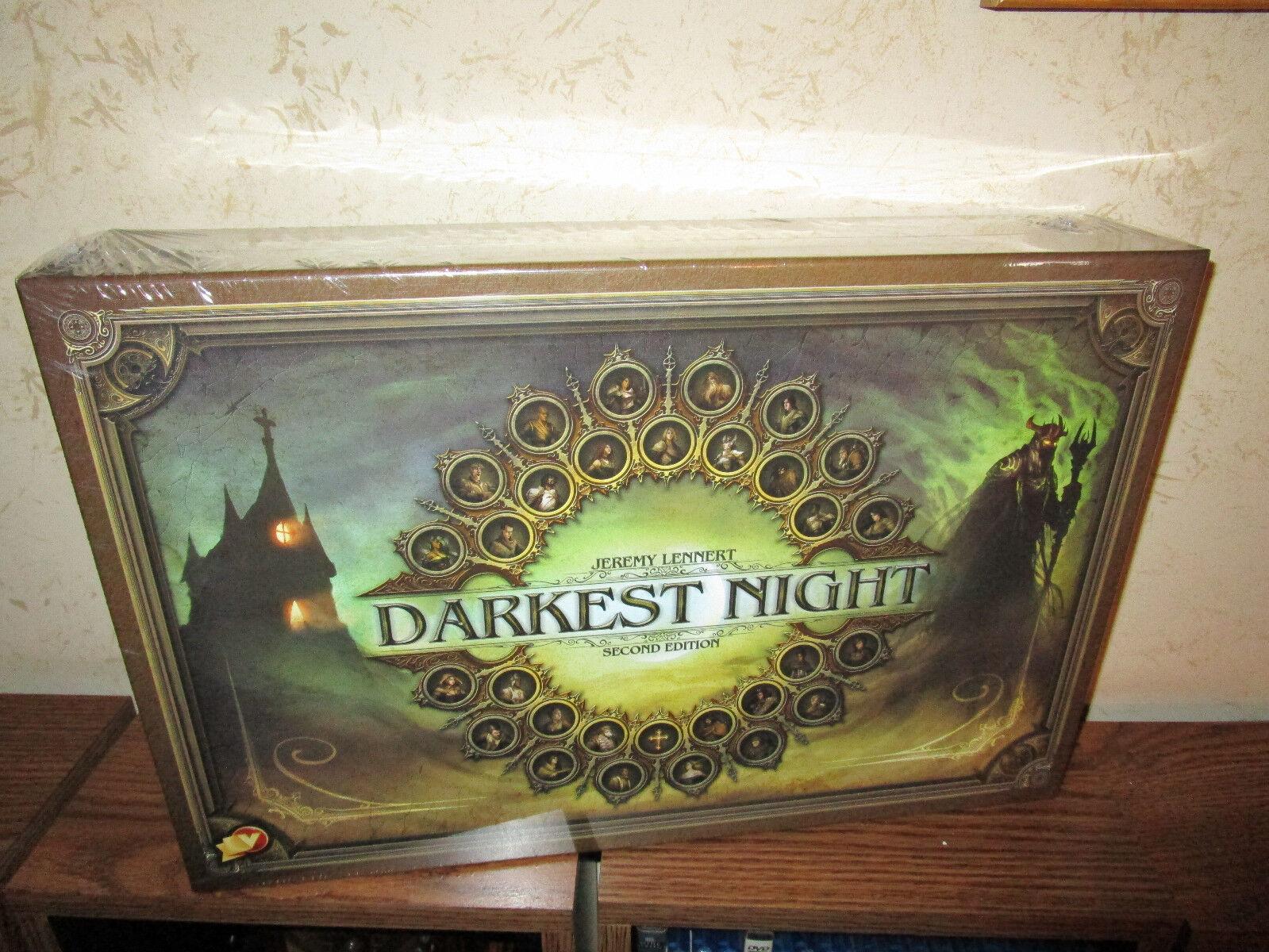 comprar descuentos Juegos de punto de la victoria-noche más más más oscura  segunda edición juego KickEstrellater versión  calidad auténtica