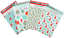 Christmas Poly Mailers 10x13 Holiday Variety Pack of 40-10 Each