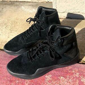 Adidas Tubular Instinct Lace Up Black