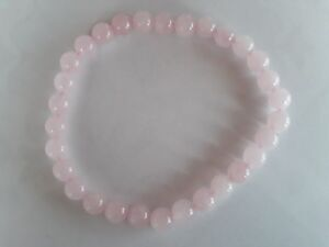BRACELET-PIERRES-POLIES-QUARTZ-ROSE-LITHOTHERAPIE-amour-acceptation-de-soi-6mm