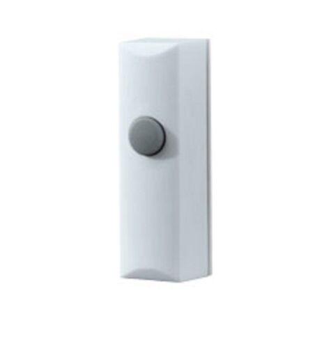 249 Z Nutone LA207TWH Wireless Door Chime Weather Resistant Push Button Genuine